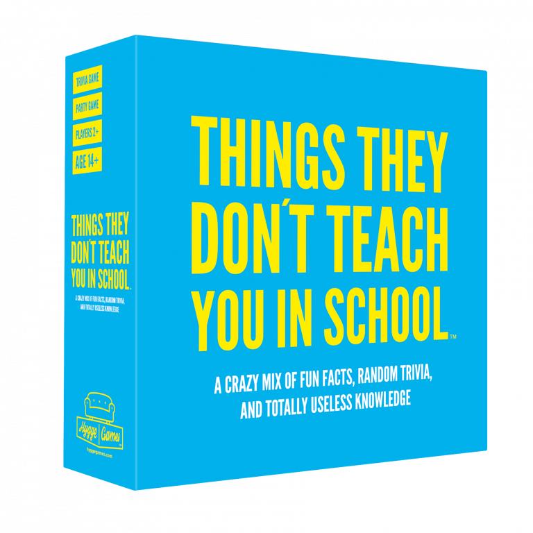 Things they don´t teach you in school